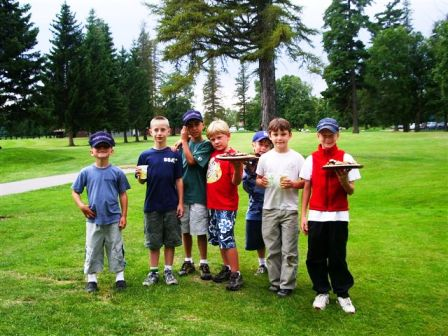 e 2005golf%20kids%20w%20cookies What Golf has taught me about HR!