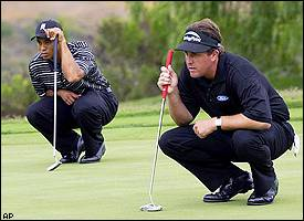 woods mickelson i What Golf has taught me about HR!