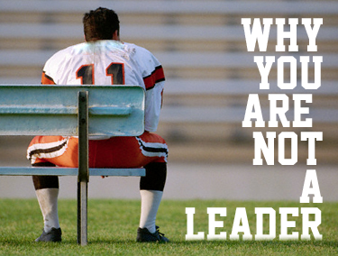 Why You Are Not a Leader Employee versus Leader